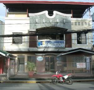 Across from the public hospital, UCG Clinic Bld