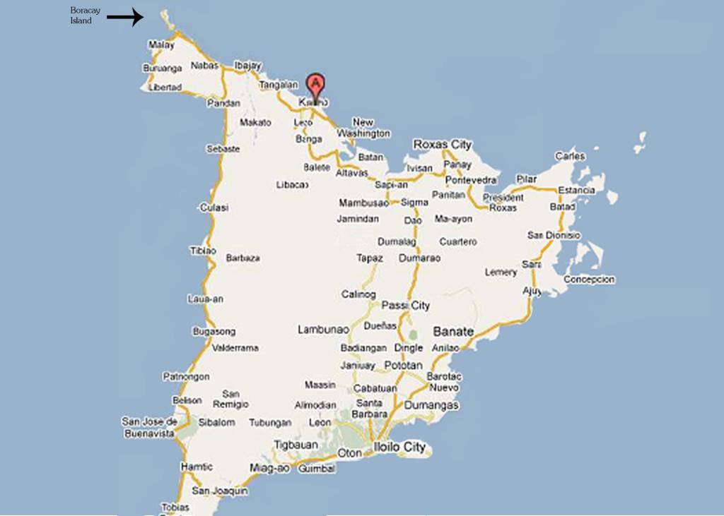panay-kalibo-map